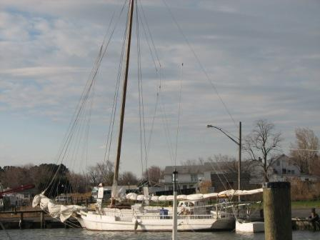 Chesapeake Bay Skipjack