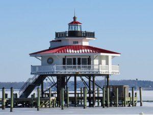 choptank river lighthouse cambridge md