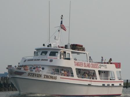 Chesapeake Bay cruises