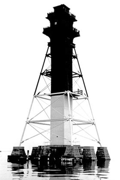Craighill Channel Lower Rear Range Light