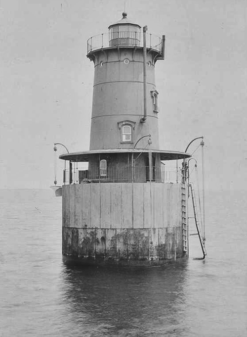 Sharps Island Light