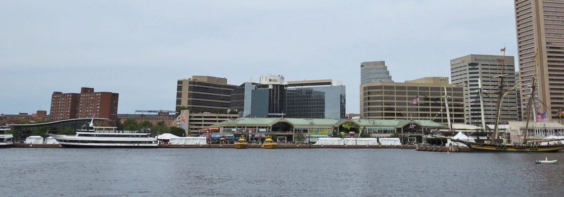 baltimore md inner harbor