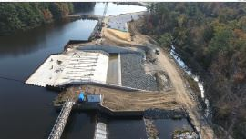 lee hall dam newport news va