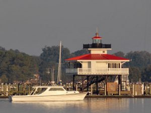 choptank river lighthouse cambridge md